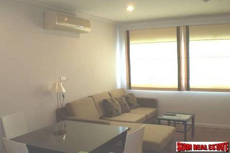 Park View Asoke | Cozy Living in 2 Bedroom, 1 Bathroom Condo at Sukhumvit 21