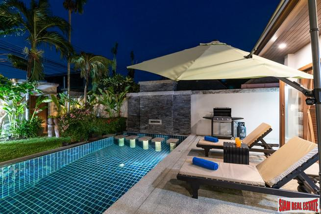 Two Bedroom Thai Bali Pool 10