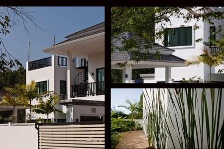 Amazing modern villa 600m from Nai Yang beach