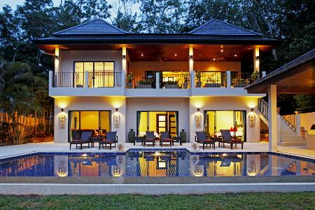New 6 Bed Luxury Villa at Nai Harn Beach
