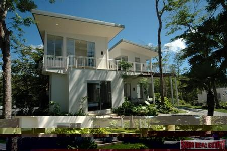 Modern Tropical Villas at Kamala Phuket