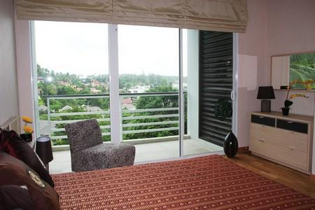 Three Bedroom Mountain-View Apartment For Long Term Rent in the Heart of Karon