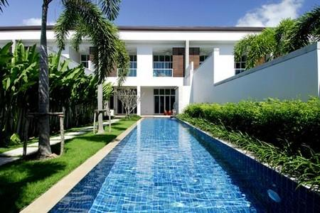 Luxurious Three Bedroom Duplex Home with Private Pools For Rent at Bang Tao