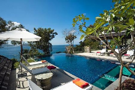 Villa 6 - Luxury 4 Bed Villa on Patong/Kamala Headland