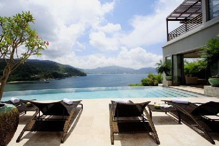 Villa 8 - Luxury 5 Bed Villa on Patong/Kamala Headland, Kamala, Phuket
