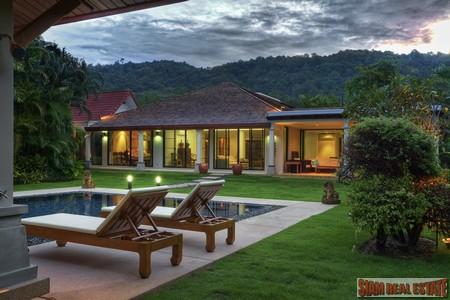 Luxury 5 Bedroom Villa in Nai Harn