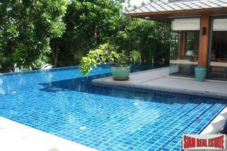 Stunning seaview villa with infinity edge pool - Luxury tropical living at its finest!