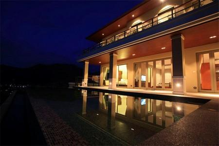 Opulent 3 Bedroom Pool Villa in Kamala with Sea View