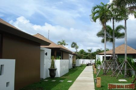 Immaculate 1 Bedroom Semi-detached House in Rawai