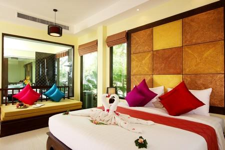 Family Beach Front Suites in Tranquil Khao Lak Resort