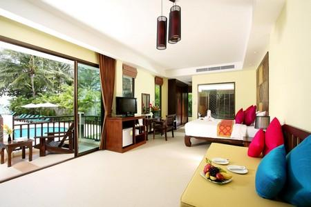 Ocean View Suites in Tranquil Khao Lak Resort