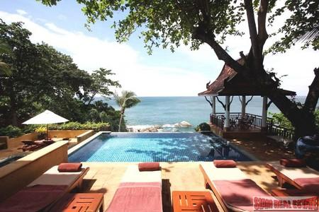 Villa Itsara | Four Bedroom Holiday Villa with Sea Views in Kata