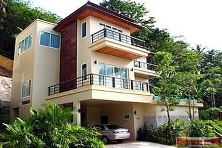 Contemporary 3 Bedroom Pool Villa in Karon
