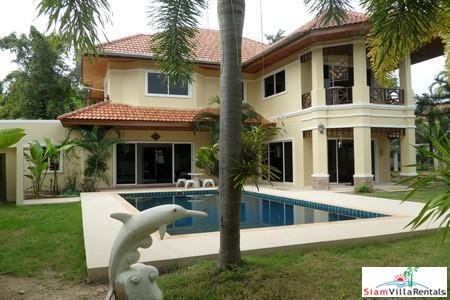 Renovated Large Four to Five Bedroom House with Pool in Rawai
