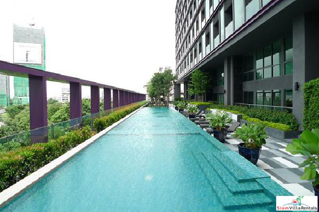 Noble Remix, 1 bedroom, 1 bathroom Condominium for rent on Sukumvit 36, closed to Thong lo skytrain station