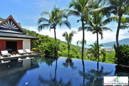Exquisite Thai Style 1-7 Bedroom Holiday Villa in Kamala