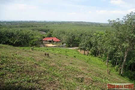 9988 Sq.m. of Land with Sea Views in Mai Khao