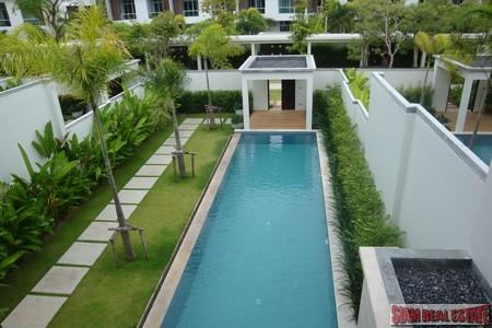 Contemporary Three Bedroom Pool Villa in Bang Tao
