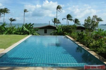 The Village | Peaceful Two Bedroom Holiday Villa on Unspoiled Coconut Island