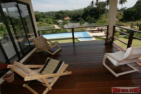 3 Bed Pool Villa in 9