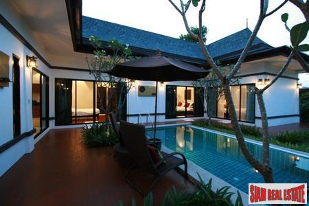 Brand New 3 Bedroom House with Pool in Chalong