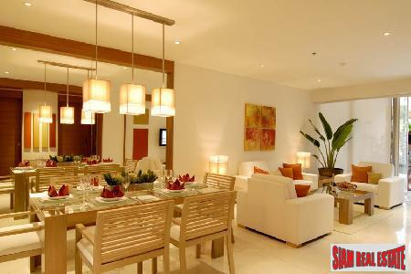 Resort Style Condominium 2 Bedroom Apartment in Surin