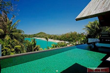 Stunning 5 Bedroom Pool Villa Overlooking Surin Beach