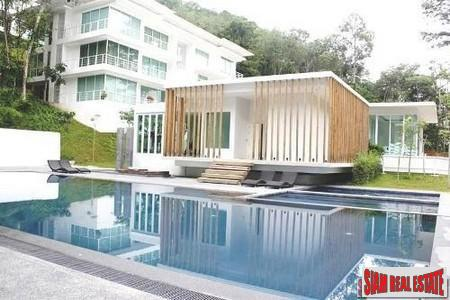 Contemporary 2 Bedroom Apartment in Kamala Resort Complex