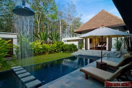 Boutique Holiday Villa with 3 Bedrooms in Rawai