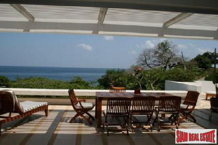 Five Star 3 Bedroom Apartment with Stunning Sea Views in Kamala