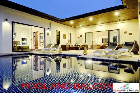 Luxurious Six Bedroom Holiday Villa in Nai Harn