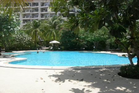 2 Bedroom Condominium With Sea And Pool Views Available For Long Term Rent - South Pattaya