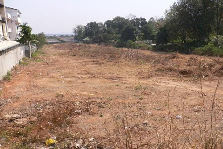 Prime Building Land Adjoining Main Pattaya Roads