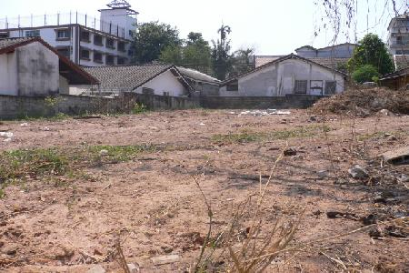 Usefully Located Plot of Land Extensive Frontage Onto Access Road - South Pattaya