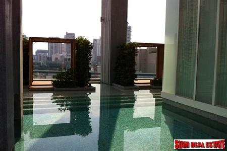 Modern and stylish 1 bedroom, 1 bathroom condo for rent, 30th floor, City View at 39 by Sansiri, Sukhumvit 39