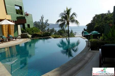 Aspasia Resort | Luxury Two Bedroom Apartment with Sea View for Rent at Kata Beach