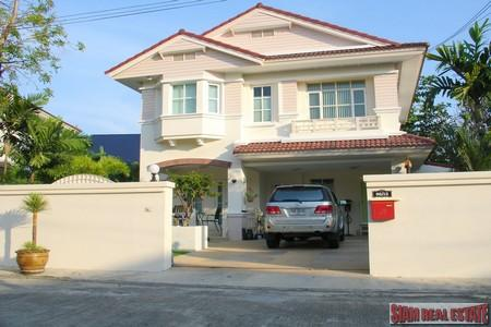 Well Finished Tidy Three Bedroom House in Chalong