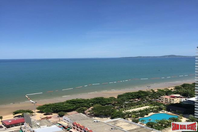 One Bedroomed Apartment In Ideal Location Overlooking The Beach - Jomtien
