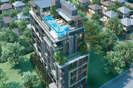 Brand New Condominium Complex In North Pattaya