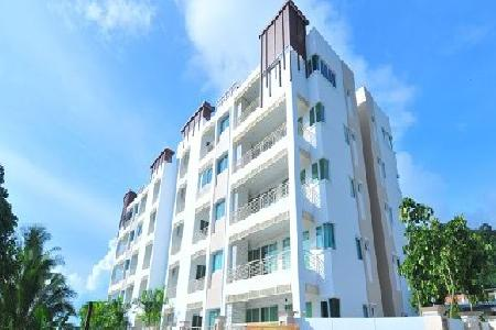 Tropical 1-3 Bedroom Apartments in Kamala