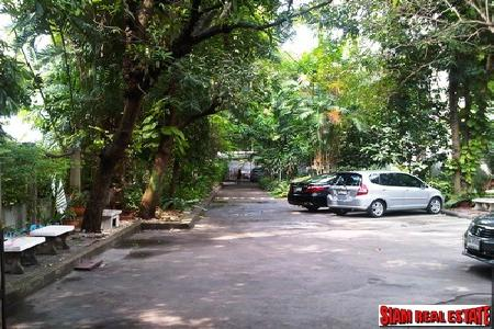 Land for sale in Suanplu, 300 meters aways from Sathorn Road