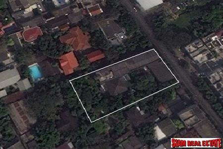 Land for sale in Suanplu, 9