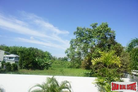 Four Plots of Land Totalling 2,664 Sq.m. in a Peaceful area of Chalong