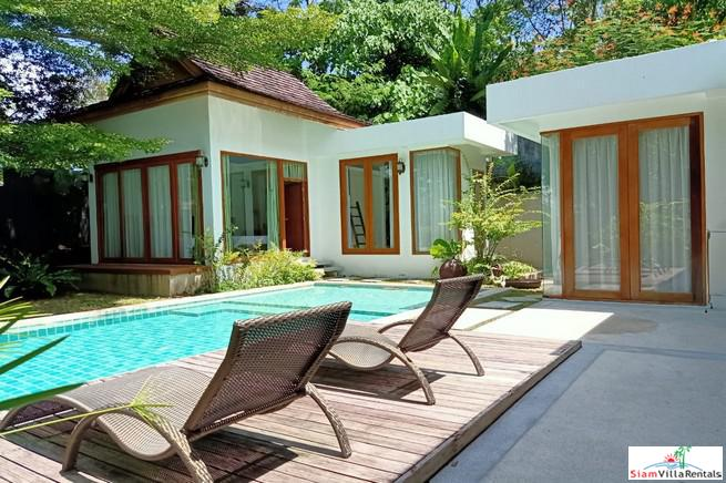 Contemporary 3 Bedroom Pool Villa in Chalong