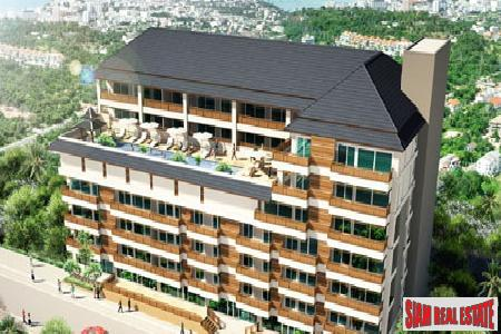 Executive Style Apartments Now Under Construction - Jomtien