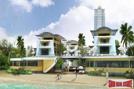 Two to Three Bedroom Superior Units With No Expense Spared - Na Jomtien