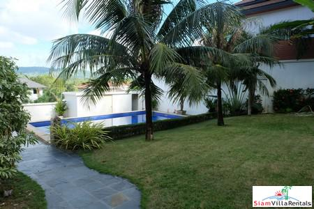 Spacious Three Bedroom House with Private Swimming Pool in Kathu