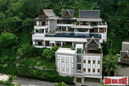 Baan Thai Surin Hill | Fabulous Thai Style Six Bedroom Villa at Surin Beach