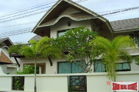 3 Bedroom, 3 Bathroom House In Central Pattaya