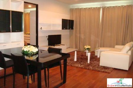 The Address | City View 2 Bedroom, 2 Bathroom Condominium for Rent on 12th Floor Close to BTS Chit Lom Station